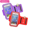 Cheap prices all purpose durable PU mobile armband case