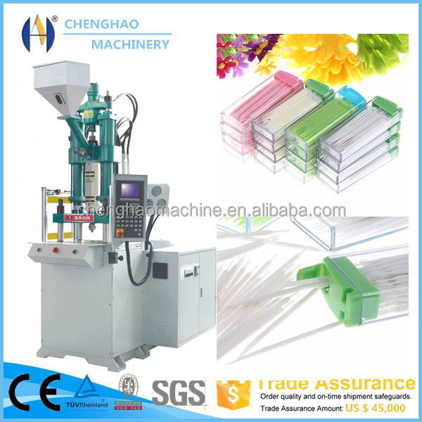 injection moulding machine 1 sliding for oral cleaning brushes