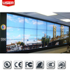 big tv advertising screen, seamless video wall