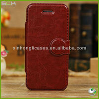 for iphone 5C/5S Luxury leather case