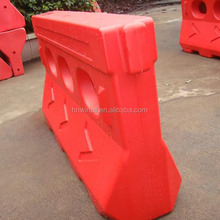 Water Filled Road Plastic Traffic Barrier