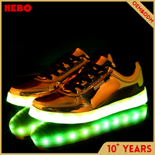 New product 2017 sport led light shoes for sale