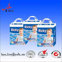 OEM economic sleepy disposable diapers for baby