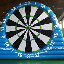 hot-selling safe inflatable dart game/inflatable soccer darts for sale