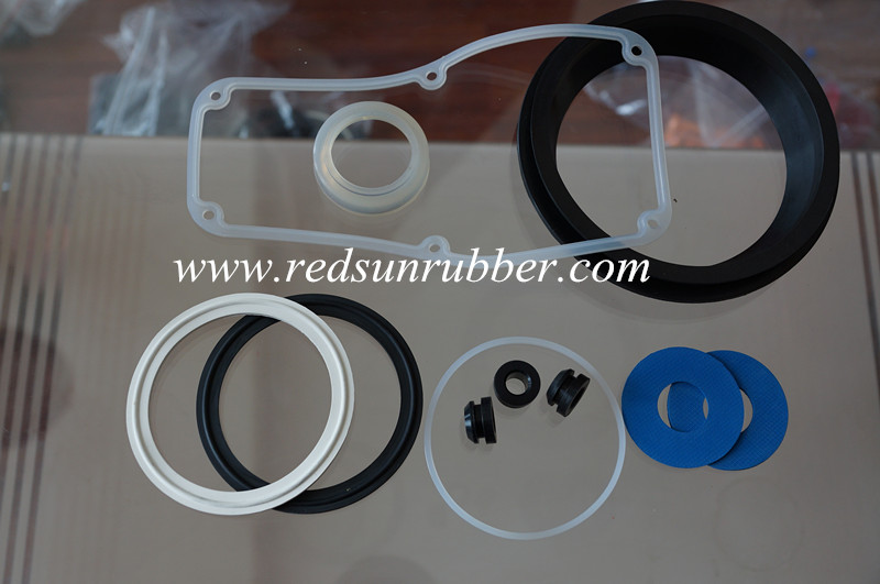 Molded Food Grade/FDA Silicone Rubber Seal