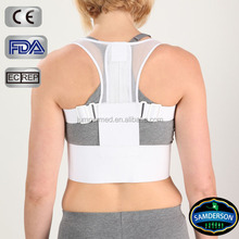 Top quality breathable magic waterproof mesh therapeutic back support