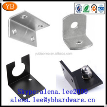 Custom stainless steel wall brackets for hanging plants ISO9001/RoHS passed