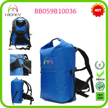 TPU waterproof dry lightweight backpack dry bag
