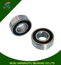 The improvement of deep groove ball bearing steel ball Improve the rated load