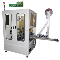 spring blades and six claws pieces fully automatic assembly machine, making machine