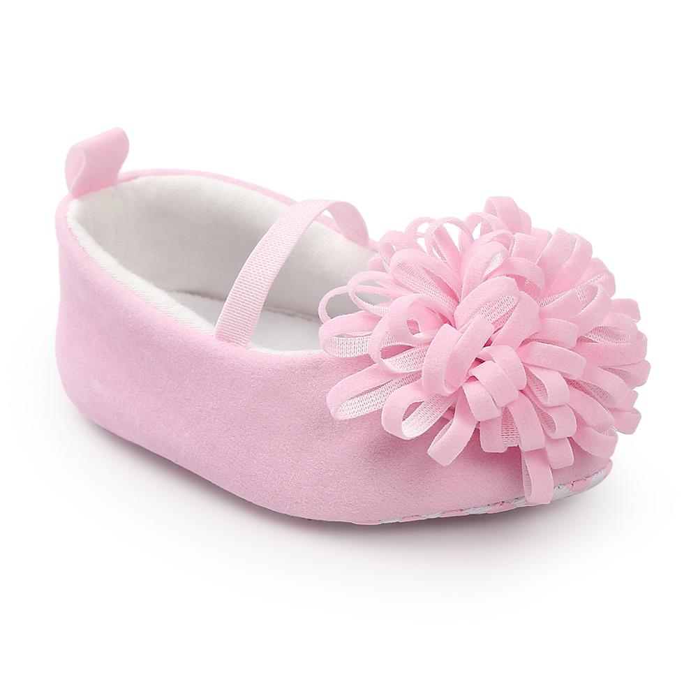 Baby Shoes Autumn Winter Crib First Walkers Kids Newborn Infant Toddler Flower Cute Shoes