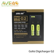 18650 Battery Charger GOLISI G2 Intelligent Digicharger