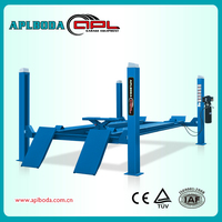 top products hot selling new 2015 Launch Four Post Alignment Car Lift