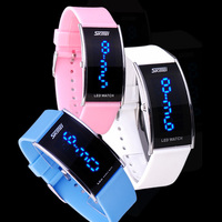 2017 Fashion Sport Led Watch Stainless