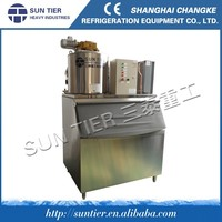 New Type Ice Cube Maker(ce Iso9001 Bv) Industrial Ice Crusher/costume