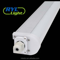 commercial led pendant lighting 120lm/w CE RoHS 5000K waterproof shower light lighting fixture