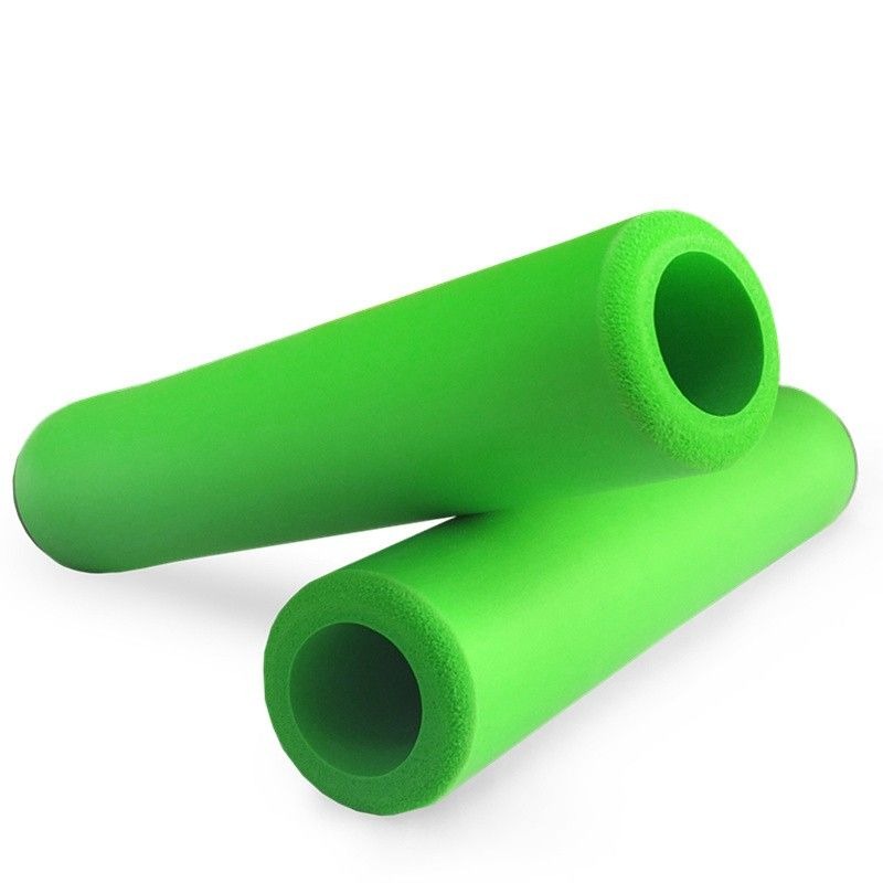 Bicycle Ultralight High Density Foam Silicone Sponge Handlebar Grip for Mountain bike XC/AM Anti-skid shock-absorbing Super Soft