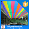 China Alibaba Supplier Green Initiative Garden Sun Shade Sail Cloth