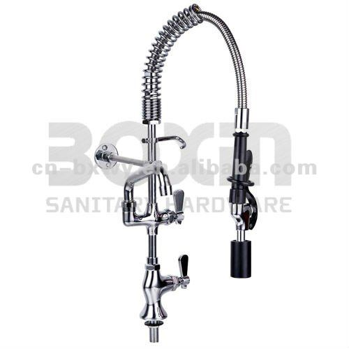 Pre-rinse Unit with Add on faucet