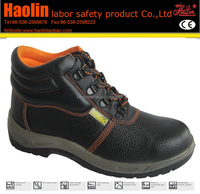HL-A059 cheap steel toe good prices safety shoes
