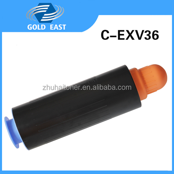 Photo-Quality black compatible toner cartridge C-EXV36 for IR ADV6055/6065/6075/6255/6265/6275