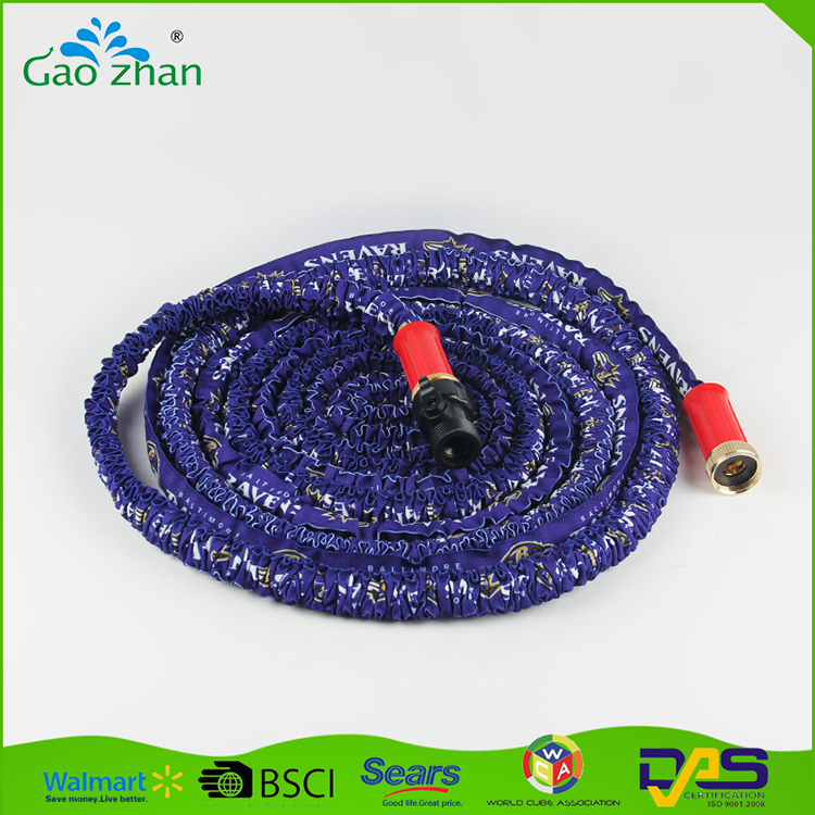 Hot on sale user-friendly expandable flexible garden water pump hose pipe