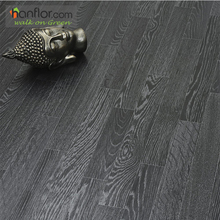 fashionable low weight wood color pvc commercial flooring click together flooring