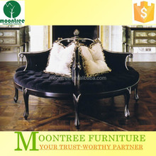 Moontree MSF-1196 hotel furniture set antique round lobby sofa