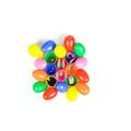 New Products 2017 Plastic candy toy eggs