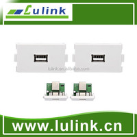 USB Amplification Module/wall plates,Using Network cable