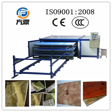 china glass marble making machinery manufacturer, marble glass laminating line