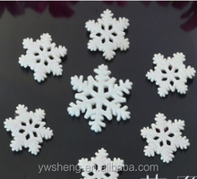 Party Decoration white Snowflake Customized Hot Sale
