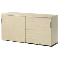 shenzhen Wooden filing storage Cabinet Office Low wooden File Cabinet