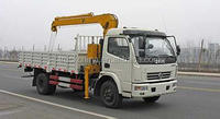 XCMG good seling 16 ton telescopic boom truck mounted crane