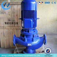 GW Pipeline Sewage Pump/ Convinient unload centrifugal pump
