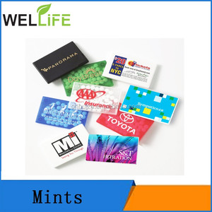 Promotional mints candy / gift mints / Mints with customize logo