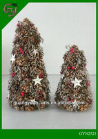 Natural Material Handicrafts Christmas Tree