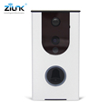 Rechargable wireless door bell camera for apartments, wifi doorbell camera battery ios android