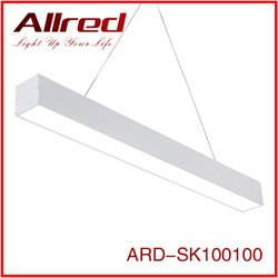 ARD-SK100100 China quality aluminum profile pendant office led linear lighting