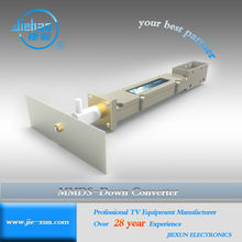 MMDS antenna with downconverter (LNB)