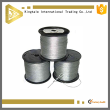 Chinese Manufacturer 6x36 Stainless Steel Cable