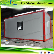 Flat pack modern multi container house