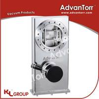 KL Group - AdvanTorr Manual SMART Vacuum Gate Valves