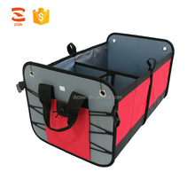 Supplier Quality Assured Travel Storage Bag Container Tool Boxes for Car Trunk Organizer Foldable
