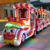 Fashion Kids Funfair Rides Battery Operated Shopping Mall Electric Train for sale