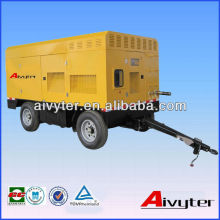 Portable Air Breathing Compressor for Mining