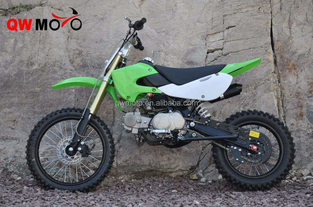 QWMOTO 140cc 150cc 160cc oil cooled racing dirt bike motorcycles for sale