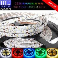 Hot sale 60PCS of high brightness SMD 3528 LED per meter normal 12VDC Coated epoxy type Flexible LED Strip