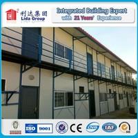 Customized Habitable Steel Construction Labor Camp for Qatar market