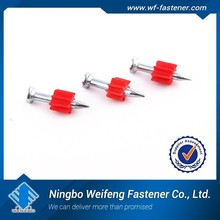 DNT 8mm Head Pin with Flute and Top Hat Drive Pin China manufacturers suppliers Weifeng Fastener